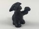 Part No: 6250  Name: Dog, Belville, Sitting with Raised Paw