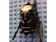 Part No: 64343pb01  Name: Bionicle Mask Tuma (Glatorian), Lime Green Pattern (Stickers) - Set 8991