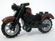 Part No: 85983pb01c01  Name: Motorcycle Vintage with Dark Red Trim