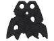 Part No: 86038  Name: Minifigure, Cape Cloth, Holes and Tattered Edges