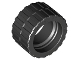 Part No: 89201  Name: Tire 24 x 14 Shallow Tread (Tread Small Hub), Band Around Center of Tread
