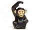 Part No: 95327pb01  Name: Chimpanzee with Light Flesh Face Pattern