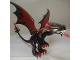 Part No: Dragon02  Name: Dragon (Fantasy Era) with Black Head, Complete Assembly