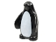 Part No: x932px1  Name: Duplo Penguin, White Belly Pattern