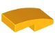 Part No: 11477  Name: Slope, Curved 2 x 1 No Studs