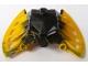 Part No: 57532pb01  Name: Bionicle Mask Garai with Black Face