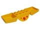 Part No: 62663pb01  Name: Duplo Seesaw with Red Stars Pattern