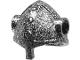 Part No: x1533  Name: Minifigure, Headgear Helmet Viking with Side Holes
