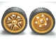 Part No: 56145c03  Name: Wheel 30.4mm D. x 20mm with No Pin Holes and Reinforced Rim with Black Tire 37 x 22 ZR (56145 / 55978)