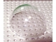 Lot ID: 108818353  Part No: 88068  Name: Windscreen 8 x 4 2/3 x 3 2/3 Quarter Sphere (Inner) with Pins