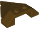 Part No: 22391  Name: Wedge 4 x 4 Pointed