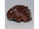 Part No: 93230pb02  Name: Minifigure, Hair Swept Back with Pointed Reddish Brown Ears Pattern