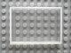 Part No: Mx1575pb01  Name: Modulex Window 1 x 7 x 5 with White Border Pattern