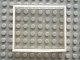 Part No: Mx1576pb01  Name: Modulex Window 1 x 7 x 6 with White Border Pattern