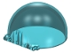 Part No: 30083  Name: Windscreen 6 x 6 x 3 Canopy Half Sphere with Hinge