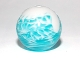 Part No: 54821pb03  Name: Bionicle Zamor Sphere (Ball) with Marbled White Pattern