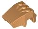Part No: 11092  Name: Hand Gorilla Fist (fits Minifigure Hand)
