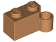 Part No: 3831  Name: Hinge Brick 1 x 4 Swivel Base