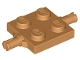 Part No: 4600  Name: Plate, Modified 2 x 2 with Wheels Holder