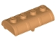Part No: 4739a  Name: Container, Treasure Chest Lid - Thick Hinge