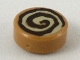 Part No: 98138pb091  Name: Tile, Round 1 x 1 with Cinnamon Roll Pattern