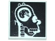 Part No: 3068bpb0926  Name: Tile 2 x 2 with Simpsons Homer's Head X-Ray Pattern