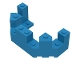 Part No: 6066  Name: Castle Turret Top 4 x 8 x 2 1/3