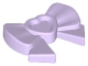 Part No: 11618  Name: Friends Accessories Hair Decoration, Bow with Heart, Long Ribbon and Pin
