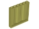 Part No: 23405  Name: Panel 1 x 6 x 5 Corrugated