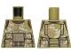 Part No: 973pb1591  Name: Torso SW Armor Camouflage Elite Corps Trooper Pattern