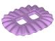 Part No: 24087  Name: Minifigure, Skirt Plastic, Ruffled (Ballerina Tutu)