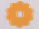 Part No: clikits035  Name: Clikits Flexy Film, Flower 10 Petals 4.5 x 4.5