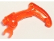 Part No: 20252  Name: Bionicle Weapon Claw - Bent and Notched with Clip