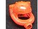 Part No: x168  Name: Minifigure, Headgear Helmet Underwater with Hose