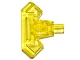 Part No: 22407  Name: Minifigure, Weapon Axe Head with Bar