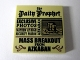 Part No: 3068bpb0345  Name: Tile 2 x 2 with Newspaper 'Daily Prophet' Pattern