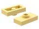 Part No: 3794a  Name: Plate, Modified 1 x 2 with 1 Stud without Groove (Jumper)