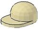 Part No: 4485  Name: Minifigure, Headgear Cap - Long Flat Bill