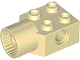 Part No: 48169  Name: Technic, Brick Modified 2 x 2 with Pin Hole, Rotation Joint Socket