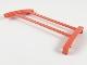 Part No: 6695  Name: Scala Spiral Staircase Railing Segment