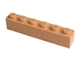 Lot ID: 56528657  Part No: 3009  Name: Brick 1 x 6