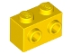 Part No: 11211  Name: Brick, Modified 1 x 2 with Studs on 1 Side
