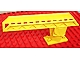 Part No: 2033c01  Name: Duplo Ladder (Fire) on Turntable Base (Complete Assembly)