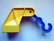 Part No: 2222c01  Name: Duplo, Toolo Base 2 x 2 with Hook (4662)