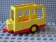 Part No: 2250c01  Name: Duplo Camper Complete Assembly