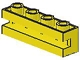 Part No: 2653  Name: Brick, Modified 1 x 4 with Groove