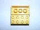 Part No: 3001miB  Name: Minitalia Brick 2 x 4 with Bottom Tubes