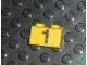 Part No: 3004pb001  Name: Brick 1 x 2 with Black '1' on Yellow Background Pattern (Sticker) - Set 374-1
