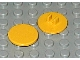 Part No: 30261  Name: Road Sign Clip-on 2 x 2 Round