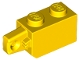 Part No: 30364  Name: Hinge Brick 1 x 2 Locking with 1 Finger Vertical End